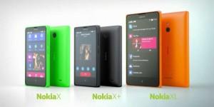 """Aylardır devam eden söylentiler gerçeğe dönüştü, bir değil, üç Android'li Nokia birden tanıtıldı! Nokia, MWC 2014'te düzenlediği tanıtım etkinliğinde Android'li Nokia X ve Nokia X+ ve Nokia XL'yi gösterdi. Firmanın Android'li bir cep tanıtacağı, aylardır gelen sızıntılardan belliydi, ancak sanırız kimse 3 Android'li cep birden beklemiyordu. Tanıtım için sahneye çıkan CEO Stephen Elop, """"Nokia X, Android açık kaynak kodlı yazılımının üzerine inşa edildi. Onu farklılaştırdık ve üzerine kendi deneyimimizi ekledik"""" dedi. Öncesinde Nokia Normandy olarak tanıdığımız Nokia X, Android işletim sistemini kullansa da Windows Phone'a benzer bir arayüze sahip. Nokia X'in teknik özelliklerinden tanıtımda bahsedilmedi, ancak uygun fiyat için üretilen cihazların yüksek özelliklere sahip olmasını beklemeyin. Nokia X'in bildiğimiz özellikleri arasında 4 inç dokunmatik ekran, çift SIM kart desteği, microSD kart ile genişleyebilme var. Cepler aynı zamanda Facebook ve Skype ön yüklü olarak geliyorlar. Maps, Mix Radio, One Drive da Nokia'nin yeni Android'li cepleriyle ön yüklü gelen uygulamalar arasında. Elop, yaptığı açıklamada Android geliştiricilerinin uygulamalarını Nokia X'e getirebileceğini söyledi."""