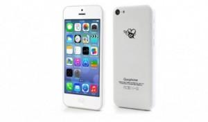 iPhone 5C çıkmadan kopyası çıktı: İşte Goophone i5C!