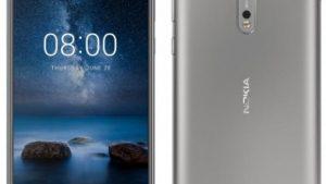 Nokia 8 özellikleri ve satış tarihi