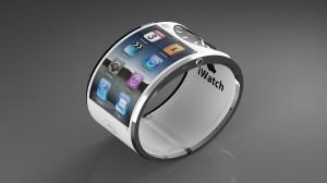 Apple iWatch Kablosuz Şarj Olacak
