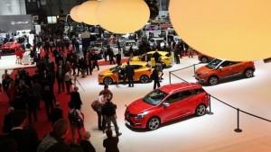 Cenevre Motor Show'da boy gösterecek 21 yeni model