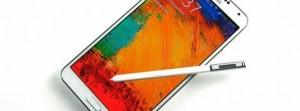 Galaxy Note 3 testte!
