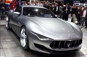 İşte Cenevre'nin yıldızı, Maserati Alfieri
