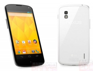Google'den Nexus 4'e İndirim!