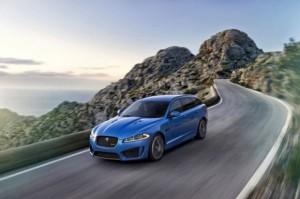 Resmi görselleriyle Jaguar XFR-S Sportbrake